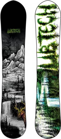 Lib Tech Skunk Ape HP 2013-2020 Snowboard Review