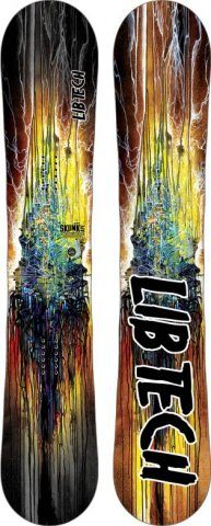 Lib Tech Skunk Ape 2010-2016 Snowboard Review