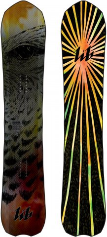 Lib Tech Travis Rice Climax 2017-2019 Snowboard Review