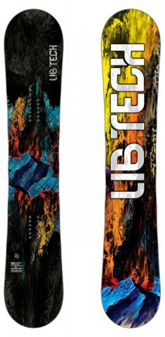 Lib Tech TRS Firepower Snowboard Review and Buying Advice