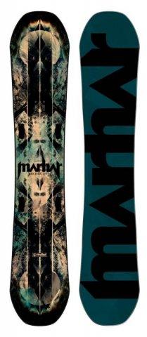 Marhar Archaic 2018 Snowboard Review