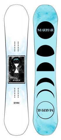 Marhar Half Breed 2018 Snowboard Review