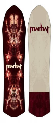 Marhar Woodsman 2018 Snowboard Review