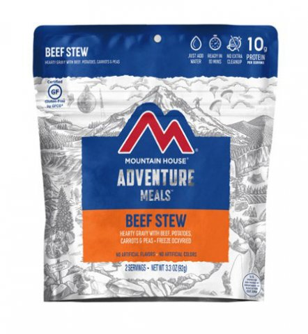 Mountain House Beef Stew 2020 Review