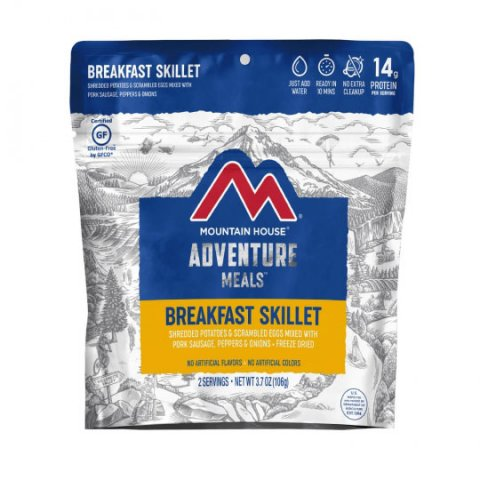 Mountain House Breakfast Skillet 2020 Review
