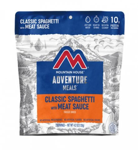 Mountain House Spaghetti With Meat Sauce 2020 Review