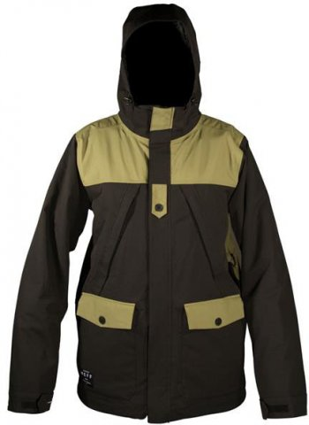Neff Specialist Jacket Review