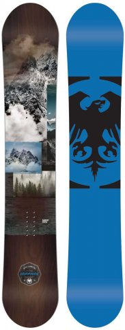 Never Summer Chairman 2015-2020 Snowboard Review