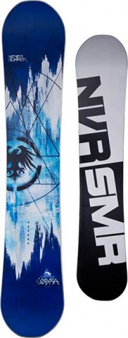 Never Summer Cobra Snowboard Review And Buying Advice