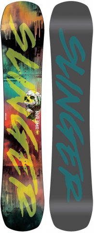 Never Summer Funslinger 2017-2015 Snowboard Review