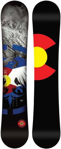 Never Summer Heritage 2010-2019 Snowboard Review