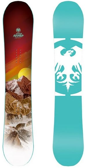 a863312eacf Never Summer Infinity 2010-2019 Snowboard Review