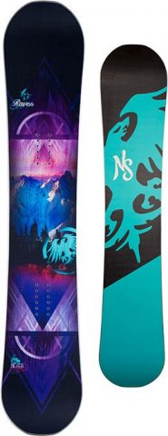 Never Summer Raven Snowboard Review And Buying Advice