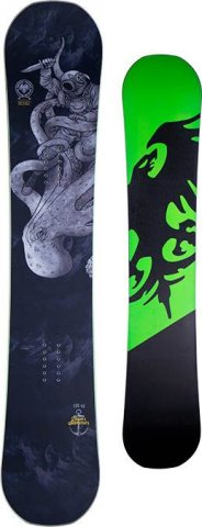 Never Summer Revolver Snowboard Review And Buying Advice