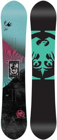 Never Summer Shade 2020 Snowboard Review