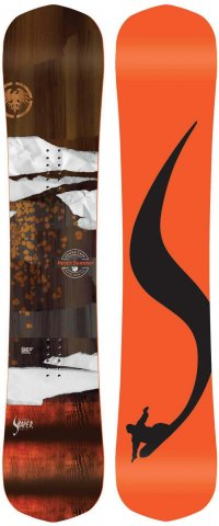 Never Summer Shaper Twin Snowboard Review