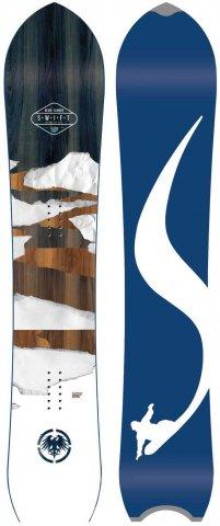 Never Summer Swift 2016-2017 Snowboard Review