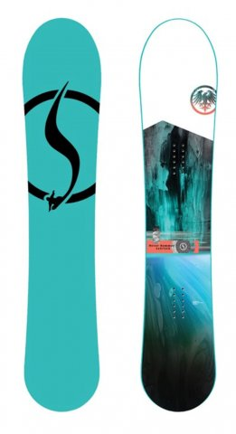 Never Summer Womens Harpoon 2022 Snowboard Review