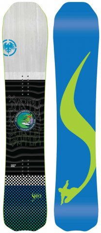 Never Summer Womens Insta Gator 2018 Snowboard Review