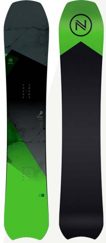 Nidecker Area 2019 Snowboard Review
