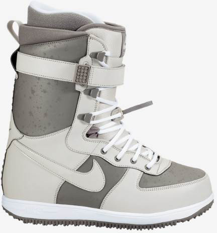 nike zoom air force 1 snowboard boots review