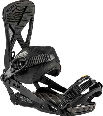 Nitro Phantom Carver 2019 Snowboard Binding Review