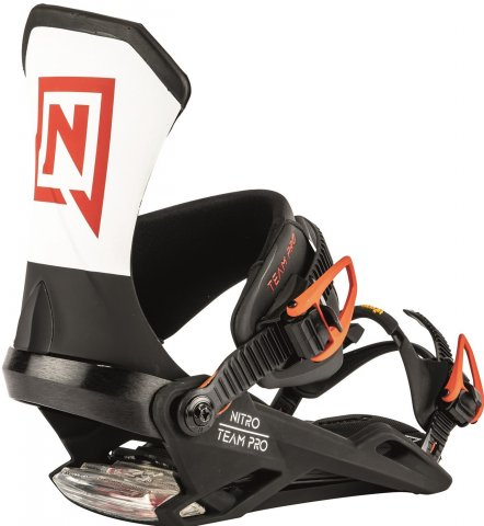 Nitro Team Pro 2020 Snowboard Binding Review