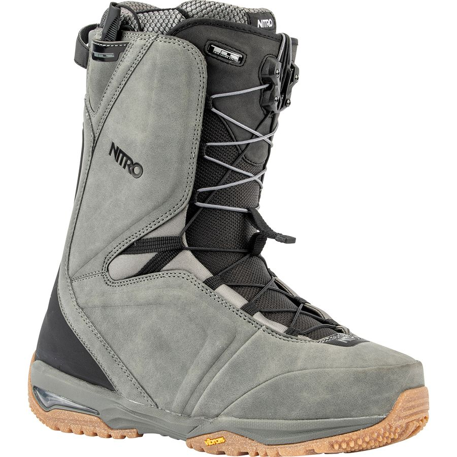 Nitro Team Tls 2020 Snowboard Boot Review The Good Ride