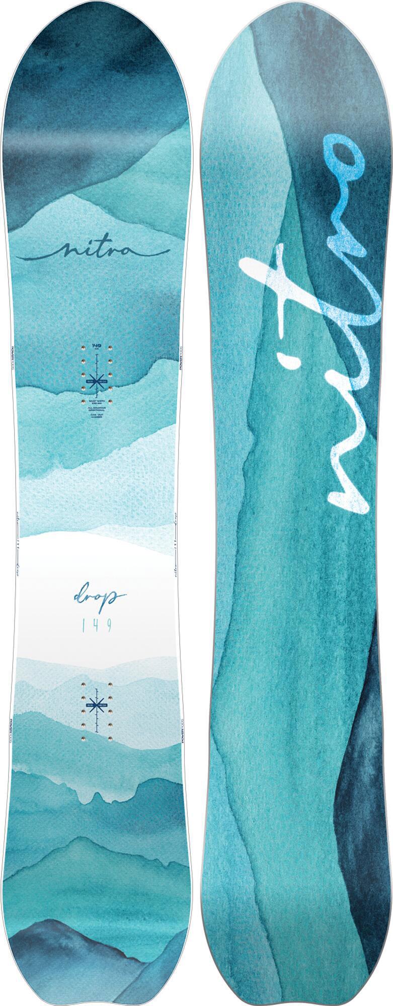 Nitro Drop Women S Snowboard Review 2019