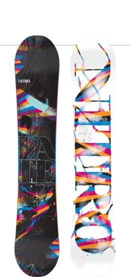 Nitro Fate Snowboard Women's 2010 | evo