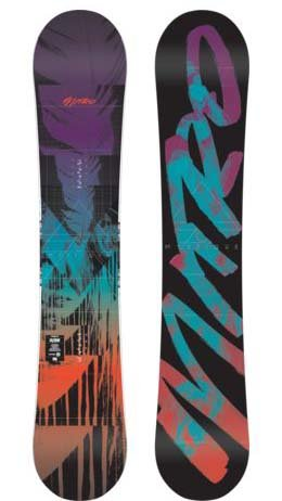 Nitro Mystique Women's Snowboard Review