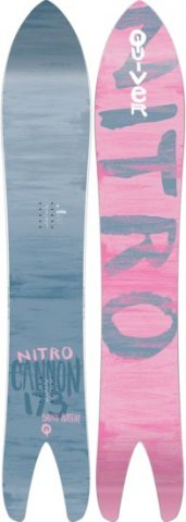 Nitro Quiver Cannon 173 2020 Snowboard Review
