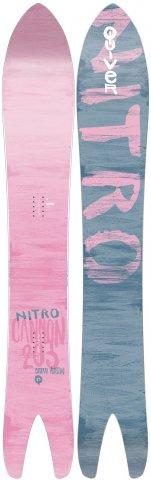 Nitro Quiver Cannon 203 2020 Snowboard Review