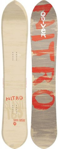 Nitro Slash Quiver 2019 Snowboard Review