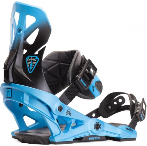 Now Brigade 2017-2018 Snowboard Binding Review