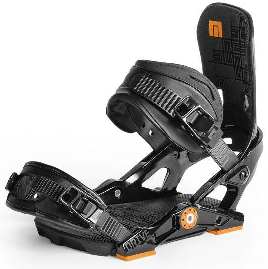 NOW Drive 2014-2019 Snowboard Binding Review