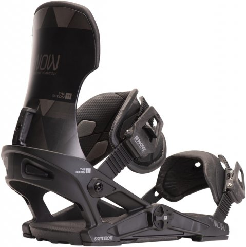 NOW Recon 2019-2020 Snowboard Binding Review