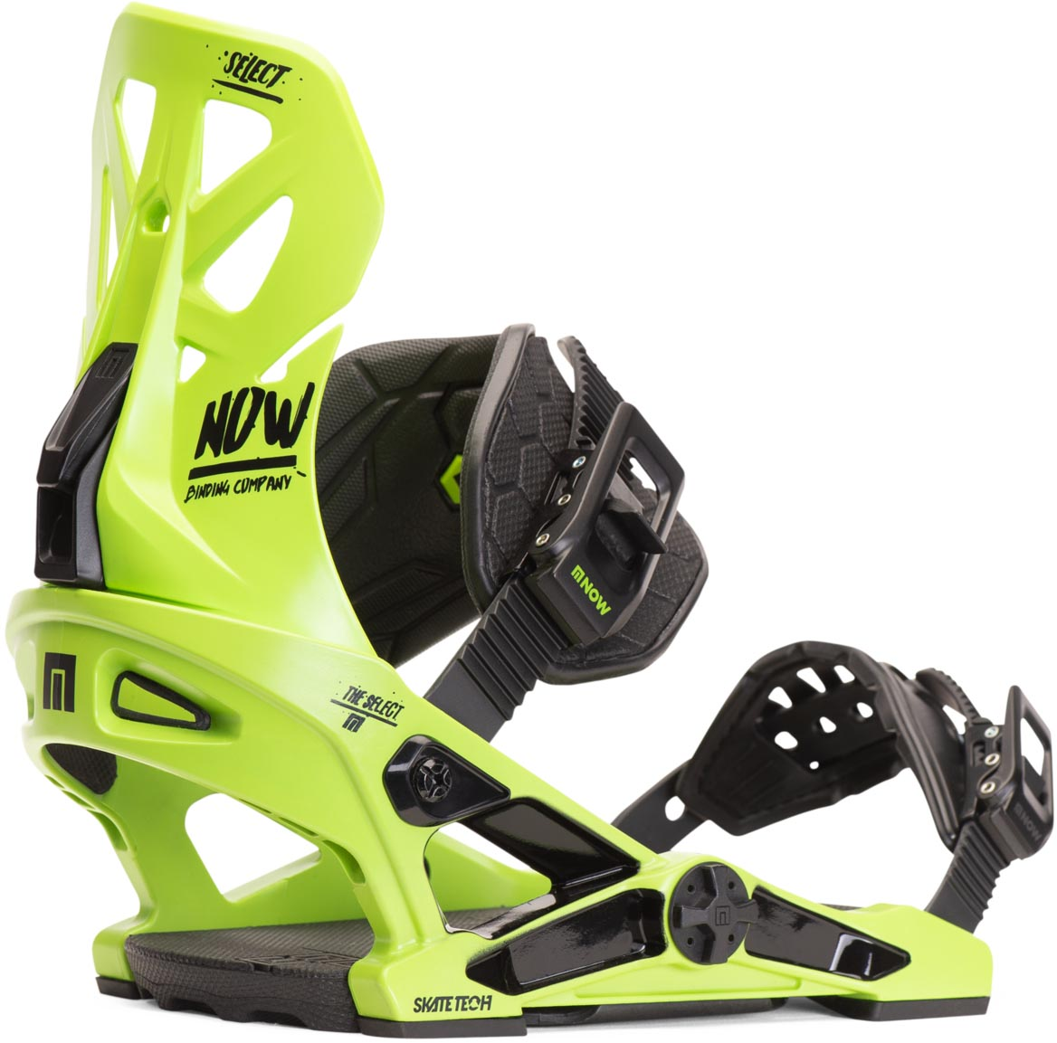 NOW Select Pro 2019- 2020 Snowboard Binding Review