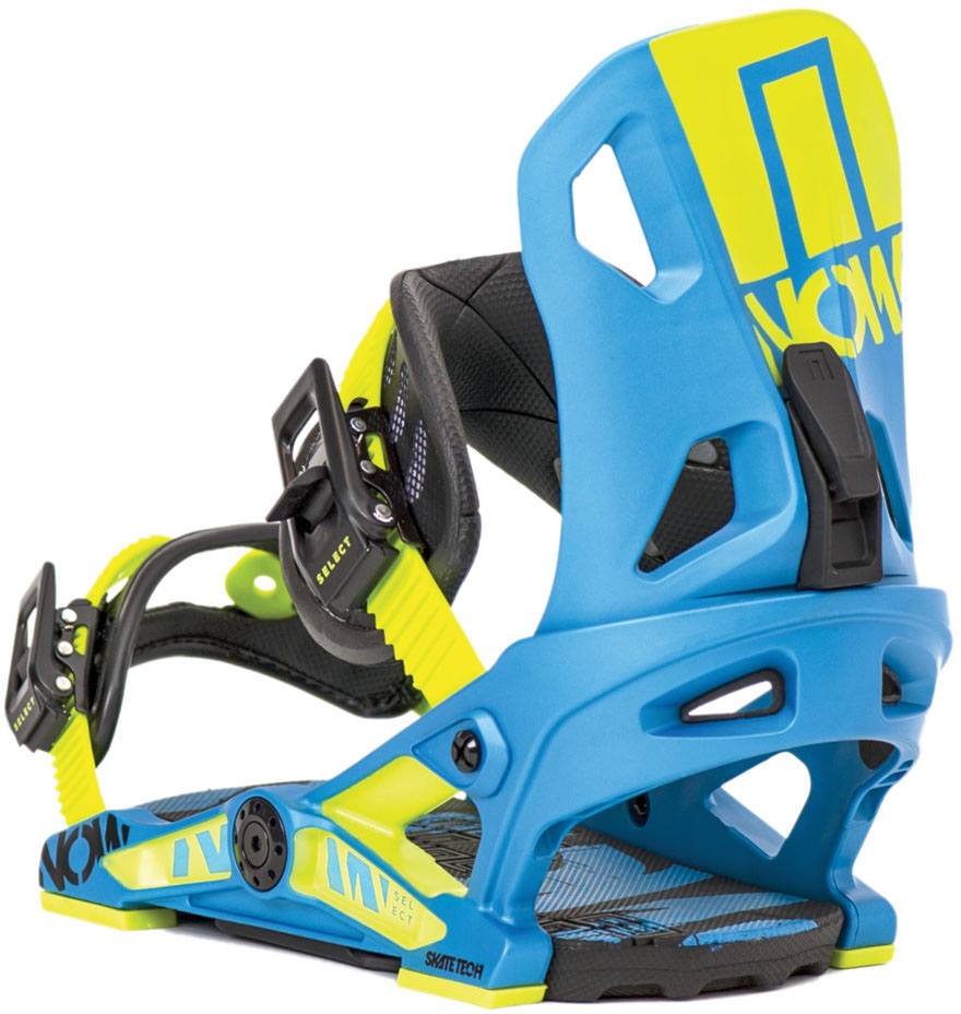 NOW Select 2014-2019 Snowboard Binding Review