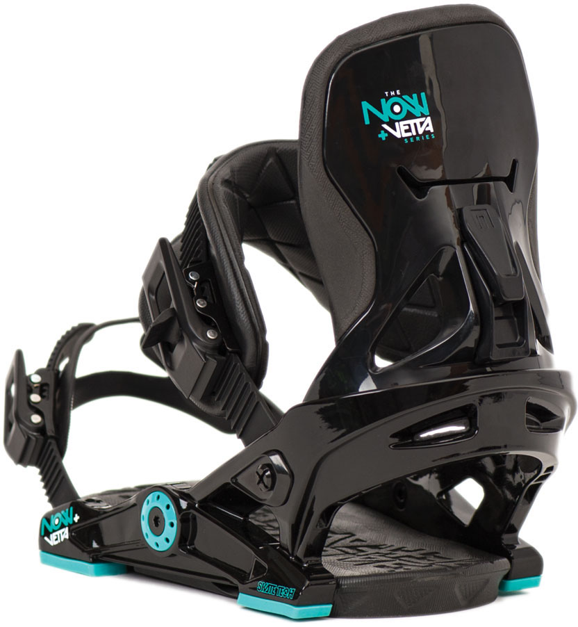 NOW Vetta Snowboard Binding Review 2019