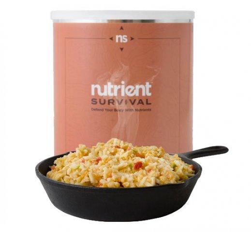 Nutrient Survival Homestyle Scramble 2020 Review