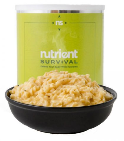 Nutrient Survival Triple Cheese Mac 2020 Review