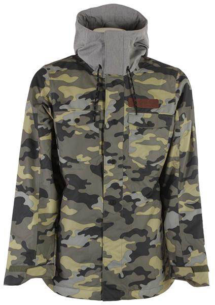 Oakley Division Snowboard Jacket Review