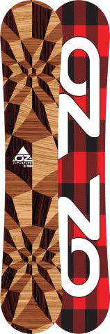 OZ Woody 2015-2017 Snowboard Review
