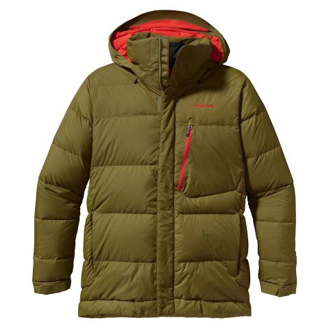 Patagonia Rubicon Down Men's Jacket 2013 Review