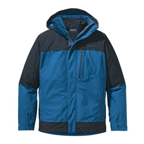 Patagonia Snowshot 3 in 1 Men's Jacket 2013 Review