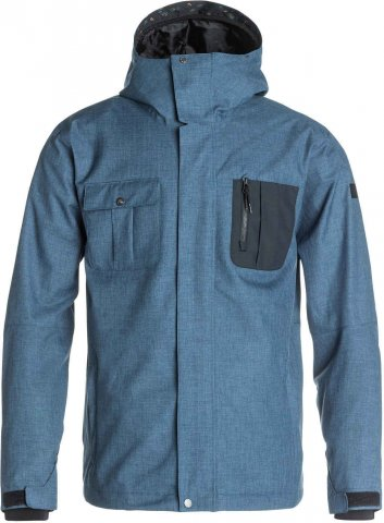 Quiksilver Illusion Jacket Review
