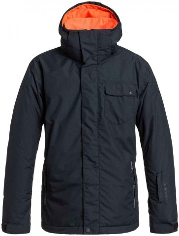 Quiksilver Mission Insulated Jacket Review