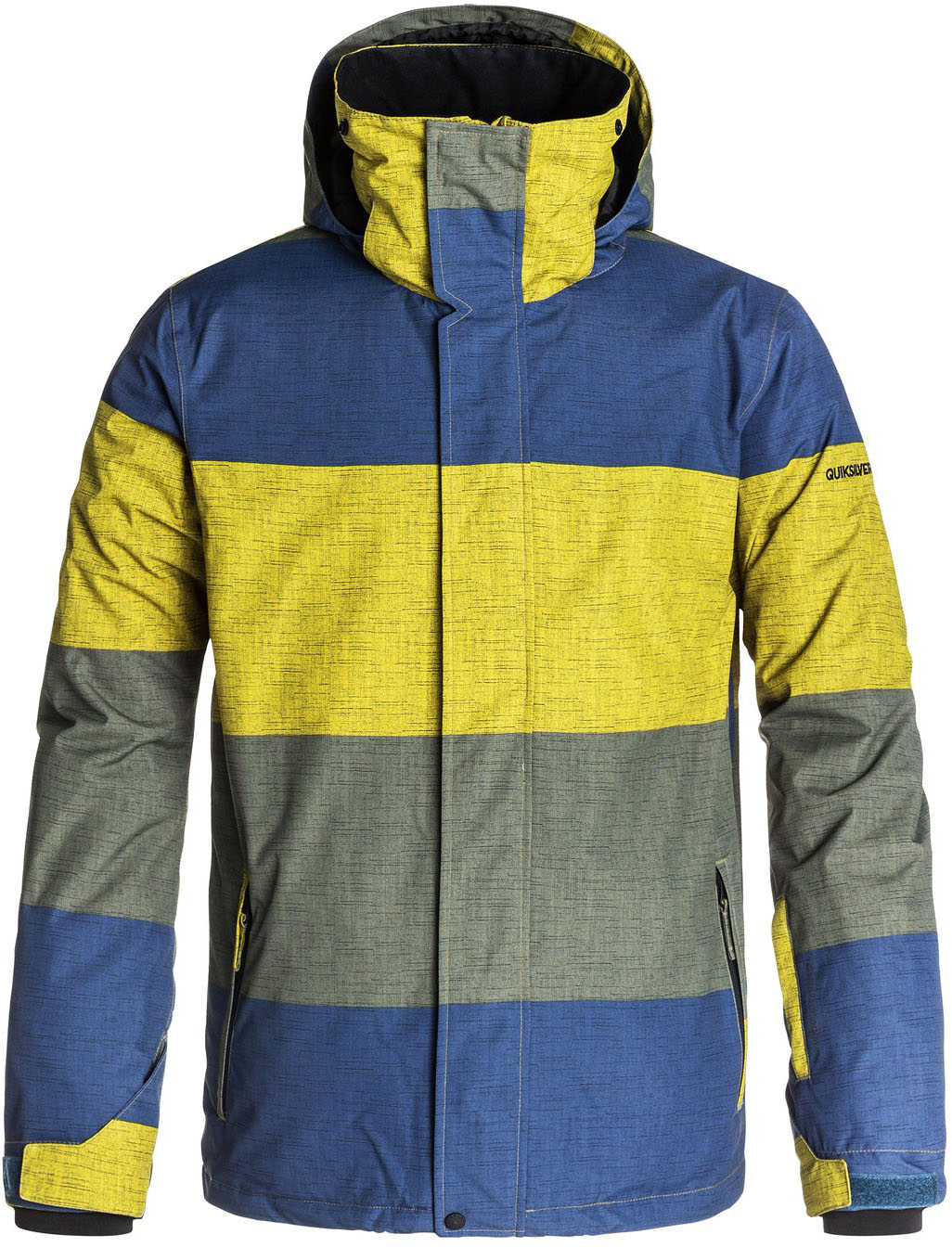 image quiksilver-mission-printed-shell-snwbrd-jkt-big-stripe-olive-oil-16-jpg