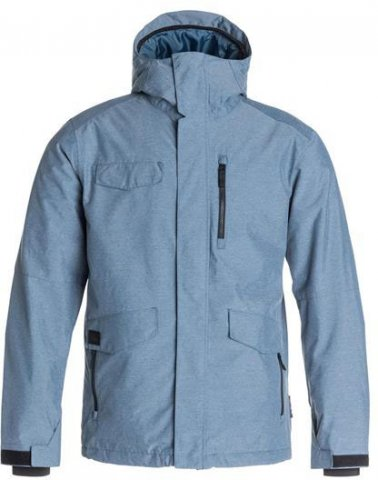 Quiksilver Raft Jacket Review